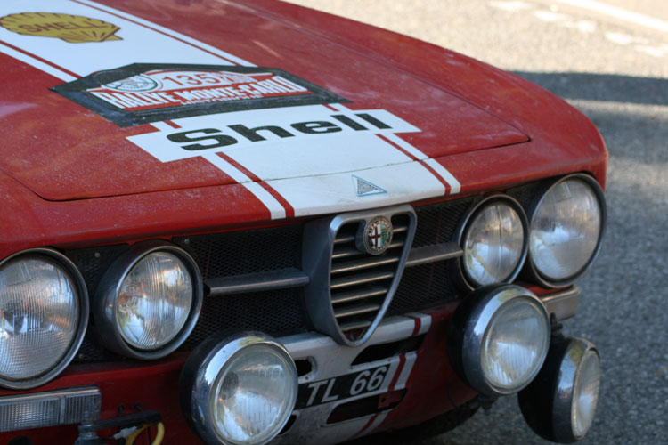 Rallye Monte-Carlo Historique 27th Jan to 3rd Feb 2016