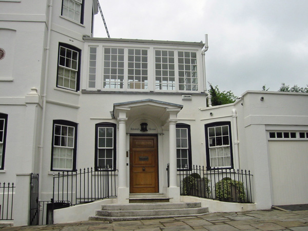 Admiral's House,  Admiral's Walk, The Grove, Hampstead, London