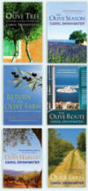 The Olive Farm series of books by Carol Drinkwater
