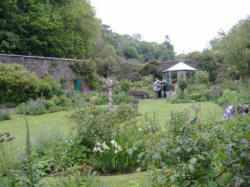 Hartland Abbey Walled Garden