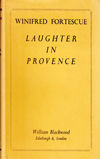 Laughter in Provence, 1951 edition but with a strange 1971 cover and ISBN