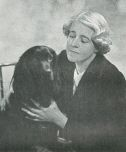 Winifred Fortescue & The Blackness in the 1940's
